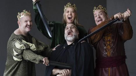 Svend, Knud og Valdemar